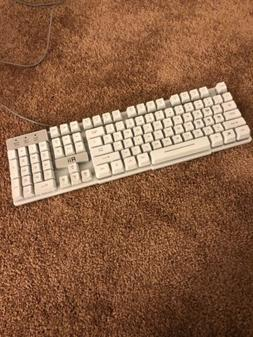 Gaming Keyboard Mechanical Light Up LED Backlit Wired USB fo