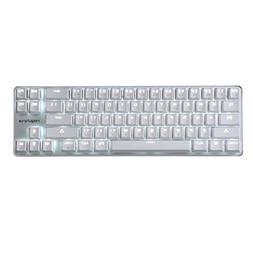Qisan Gaming Keyboard Mechanical Wired Keyboard Cherry MX Re