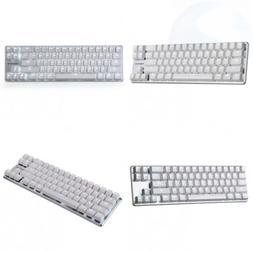 Qisan Gaming Keyboard Mechanical Wired Cherry MX Brown Switc