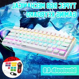 ANNE PRO 2 Gateron Switch NKRO Bluetooth RGB 61 Keys Mechani