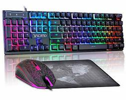 CORSAIR Strafe RGB MK.2 Mechanical Gaming Keyboard - USB Pas