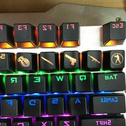 GO Gaming Keycaps Key Button Gaming Accessories For Mechanic