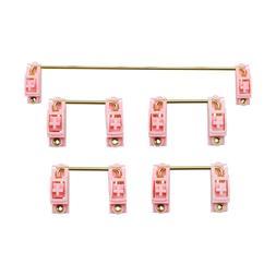 Gold Plated Pcb screw in Stabilizer for Custom Mechanical Ke