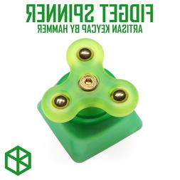 HAMMER FIDGET SPINNER ARTISAN KEYCAP Compatible with Cherry