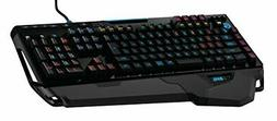High-Speed RGB Mechanical Gaming Keyboard with 9 programmabl
