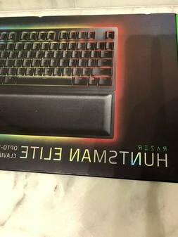 Razer Huntsman Elite Opto-Mechanical Switch Keyboard  - Bran