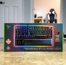 Razer Huntsman Elite Opto-Mechanical Switch Keyboard with Wr