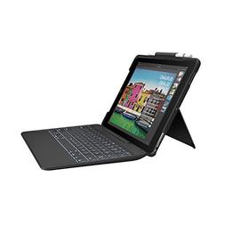 Logitech iPad Pro 10.5 inch Keyboard Case | SLIM COMBO with