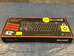 Redragon K552 KUMARA RED LED Backlit Mechanical Gaming Keybo