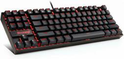 Redragon K552 Mechanical Gaming Keyboard 87 Keys 60% Small T