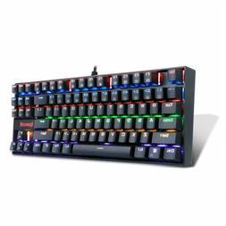 Redragon K552-R Mechanical Gaming Keyboard 87 Keys Small Com