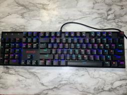 k552 wired mechanical gaming keyboard