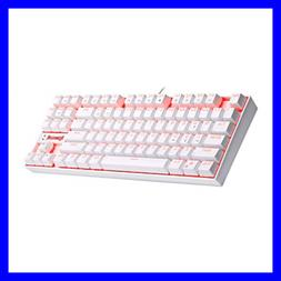 K552W RED LED Backlit Mechanical Gaming Keyboard SMALL Compa