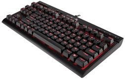 Corsair K63 Compact Red LED Backlit Cherry MX Red USB Mechan