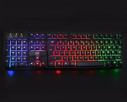 K70 LUX RGB Mechanical Gaming Keyboard - Cherry MX RGB Brown