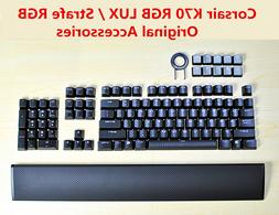 k70 rgb lux strafe rgb spacebar keycap
