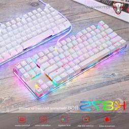 Motospeed K87S NKRO Wired Mechanical Keyboard Gaming Keypad