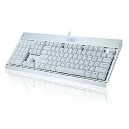 EagleTec KG011-N Gaming Mechanical Keyboard, Industrial