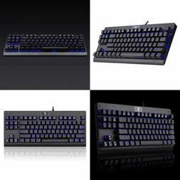 Eagletec KG040 Backlit Mechanical Gaming Keyboard BLUE Switc