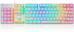 kg051 tactile backlit mechanical gaming keyboard low
