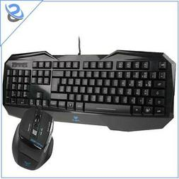 Aula Killing Soul Keyboard+Mouse Combo Computer PC Gaming US