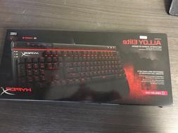 Kingston HyperX Alloy Elite Mechanical Gaming Keyboard - NEW