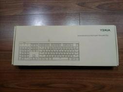 AUKEY KM-G6 104 Keys LED Backlit Mechanical Gaming Keyboard