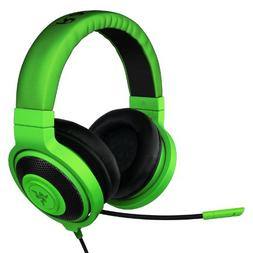 Razer Kraken 2014 PRO Over Ear PC and Music Headset - Green