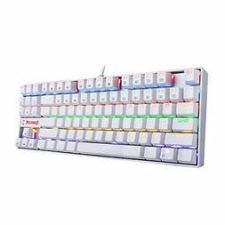 Redragon KUMARA LED Rainbow Backlit Mechanical Gaming Keyboa