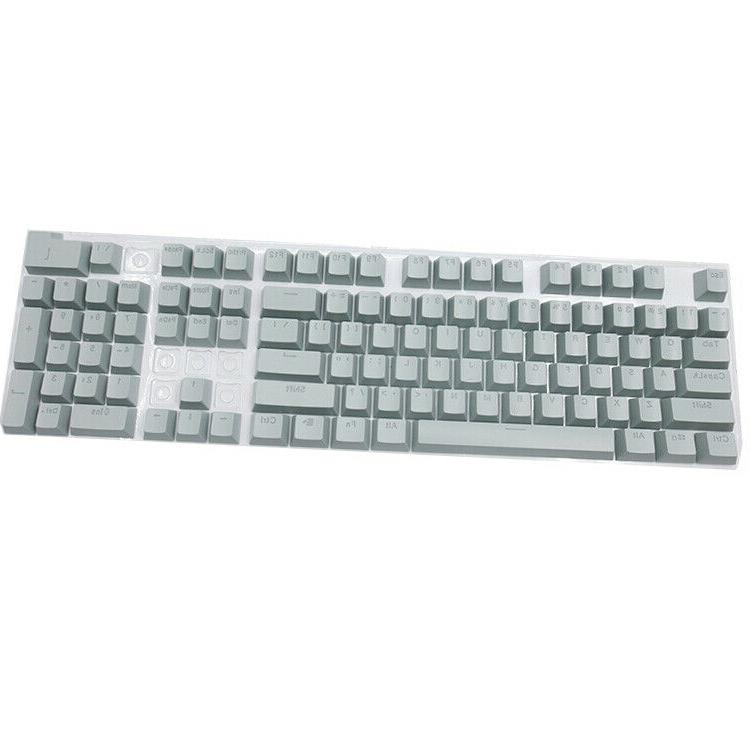 104 Colorful Backlit Replacement Mechanical Keyboards