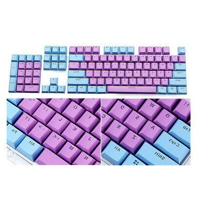 104 pbt key profile keycap keycaps set