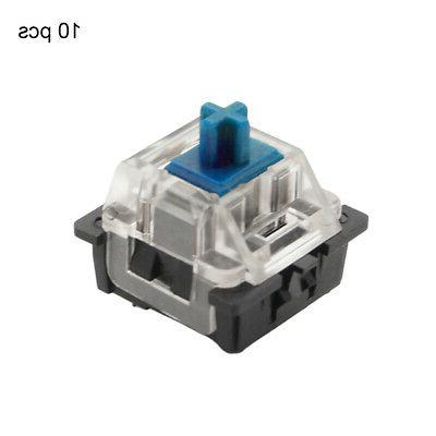 10pcs RGB Mechanical