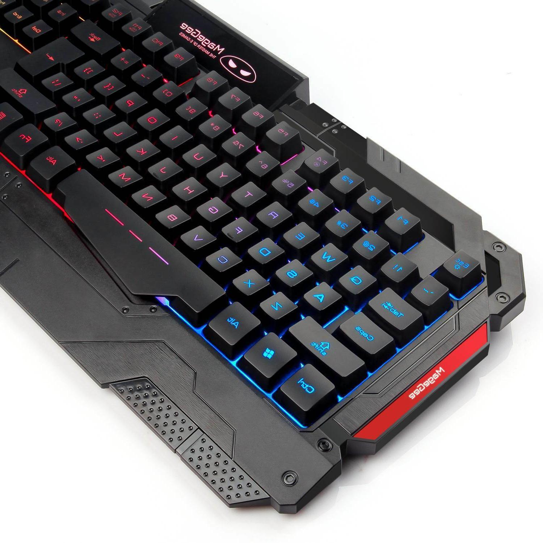 3200 Keyboard & Mouse RGB Backlit LED Feel