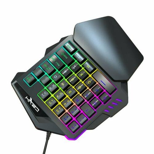 Mouse Keypad Game