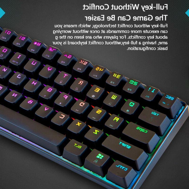 68-Key Backlit Extra-Thin Light