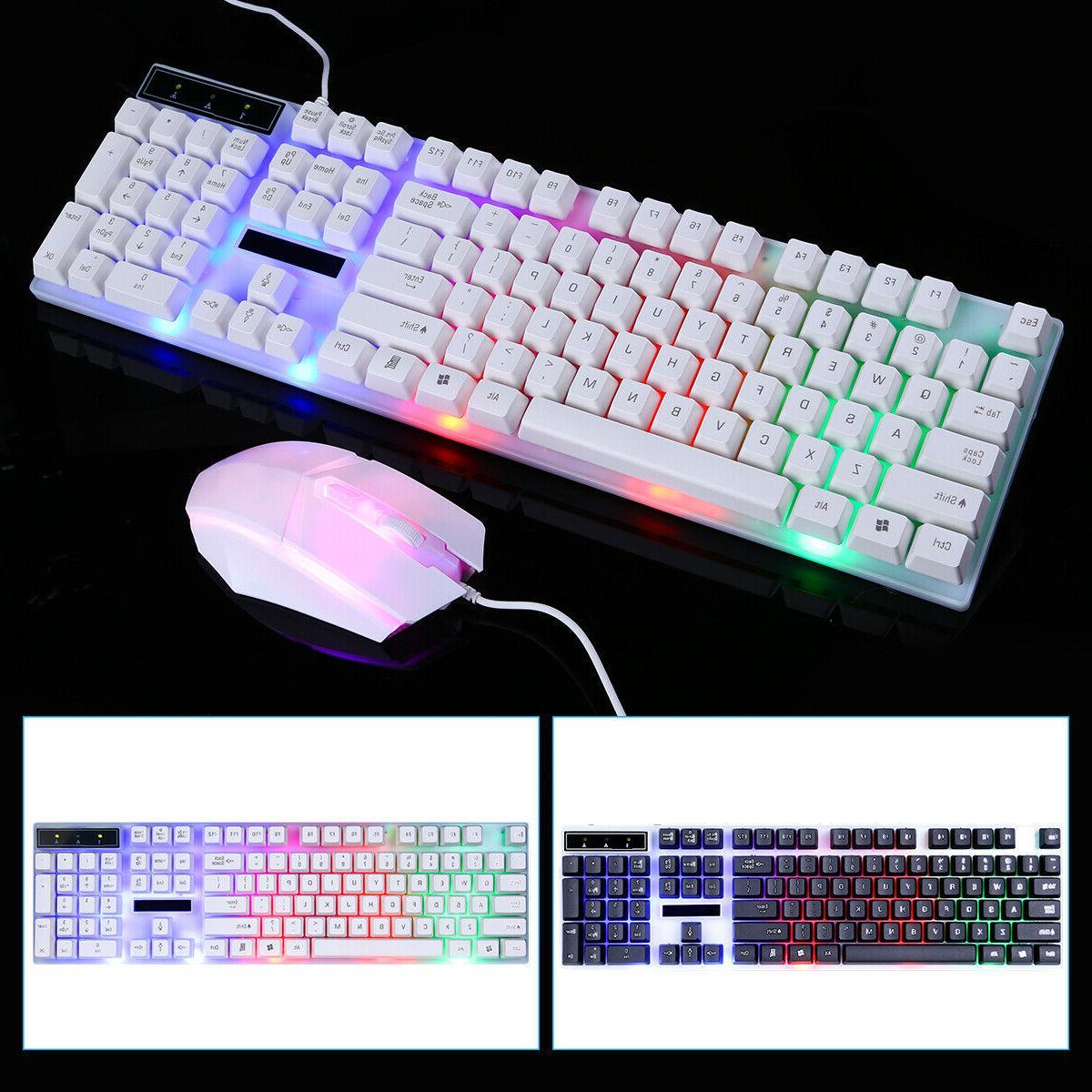 Computer Gaming LED Backlit