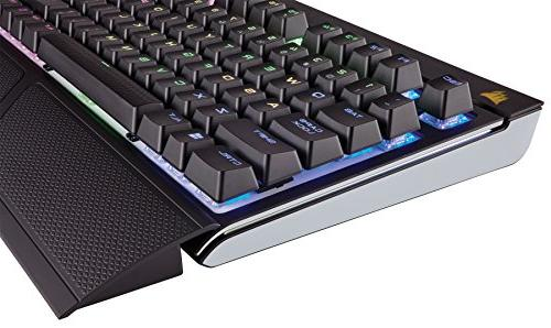 CORSAIR Gaming Keyboard LED Backlit - Linear and - Cherry Switch