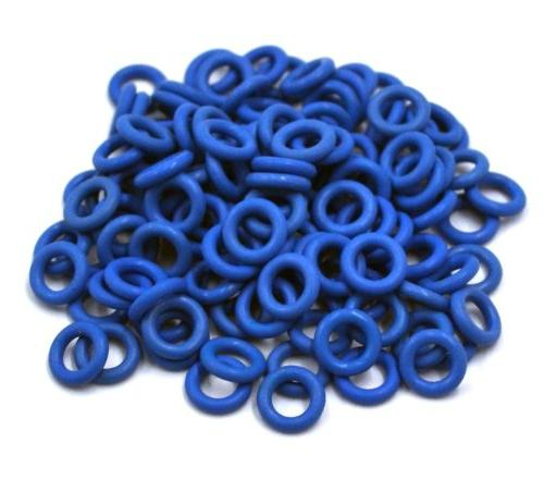 Cherry MX Rubber O-Ring Switch Dampeners Blue 40A-R - 0.4mm
