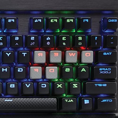 Rapidfire Mechanical Gaming Keyboard
