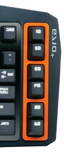 Logitech Keyboard with Keys