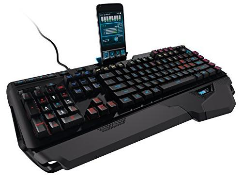 Logitech - Spark Mechanical Gaming Keyboard - Black