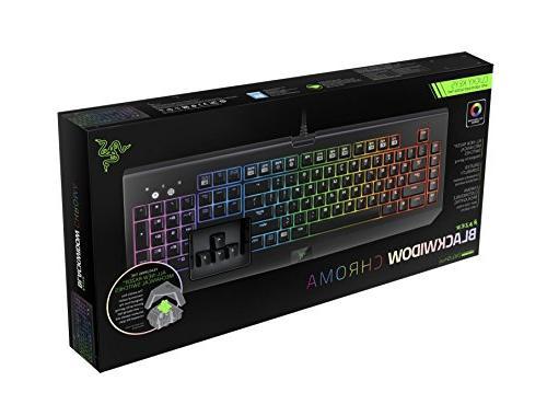 Razer BlackWidow Chroma: RGB Gaming - Keys - Razer Switches