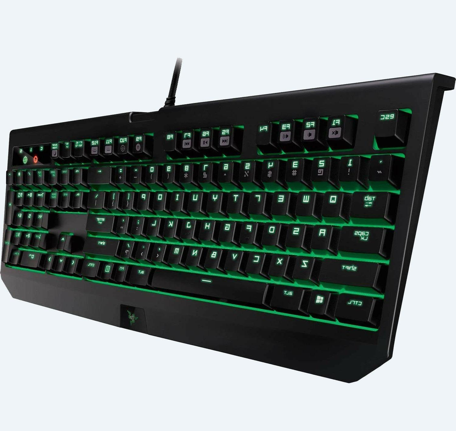 - Gaming Keyboard Programmable - Tactile Razer Switches