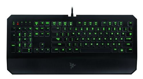 Razer DeathStalker Backlit Fully Membrane Gaming - Key