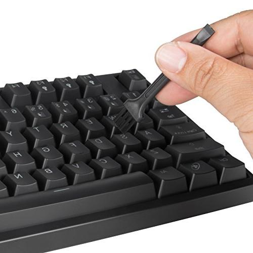 Rosewill Mechanical Keyboard Rubber O-Rings, Switch Sound compatible w/Cherry MX Kailh Switches, 120 pcs - RO-100T