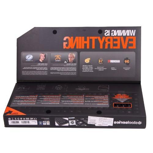 SteelSeries 6Gv2 Keyboard