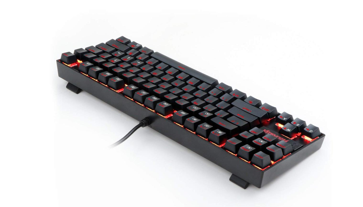 a mechanical keyboard pc accessories best gaming