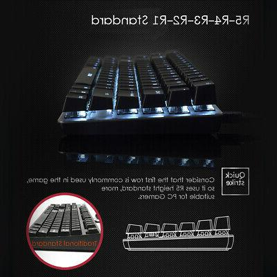 AJazz Wired Keys USB Gaming Keyboard Backlit