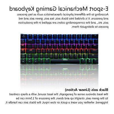 AJAZZ RGB LED for Gaming Laptop O8M7