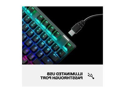 SteelSeries Compact Mechanical Keyboard - OLED -